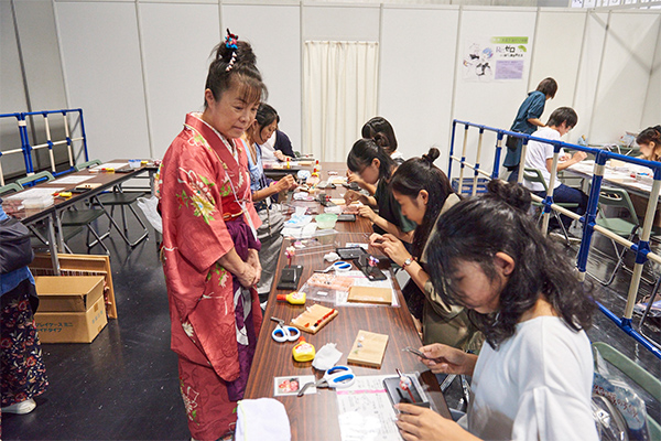 Traditional Arts Workshops